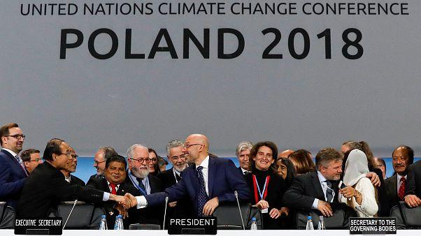 Dünyanın merakla beklediği 24. BM İklim Konferansı anlaşmayla sonuçlandı