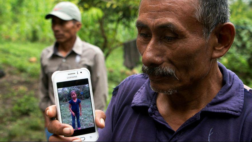 Pai da criança migrante que morreu pede uma investigação objetiva