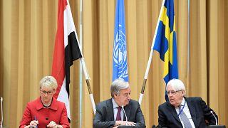 BM Yemen temsilcisi, Husilere Hudeyde'de ateşkes tarihini iletti