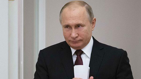 پوتین: کرملین باید به جای مقابله با رپ، آن را رهبری کند