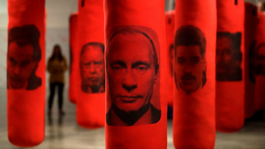 Putin'den rap müziğe destek: Engellemek imkansızsa sorumluluk alın