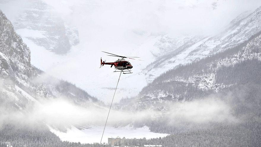 Portekiz'de ambulans helikopter düştü: 4 ölü