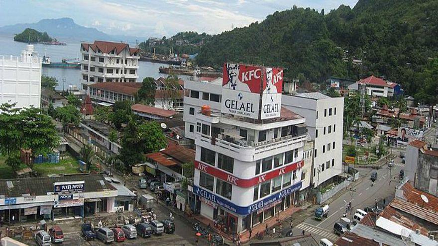 مدينة جايا بورا إندونيسيا