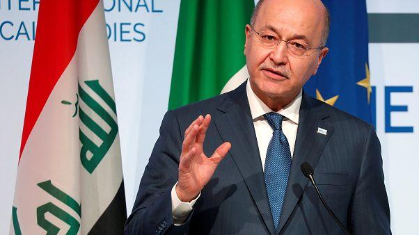 Irak Cumhurbaşkanı Salih İngiliz vatandaşlığından çıktı