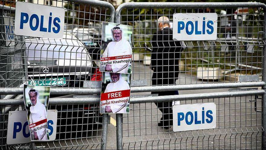 کنسولگری عربستان در استانبول