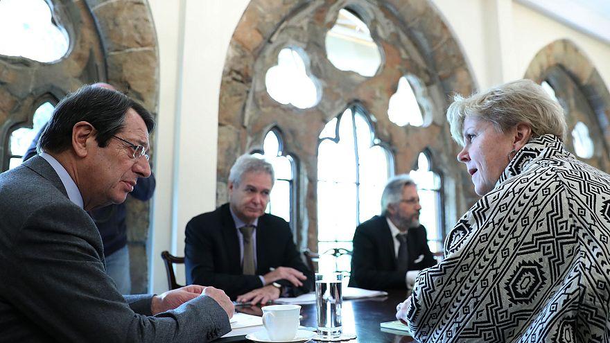 Συνάντηση Αναστασιάδη - Λουτ