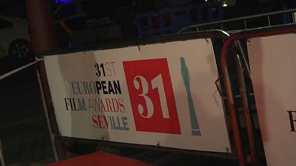 Estrelas europeias de cinema em destaque