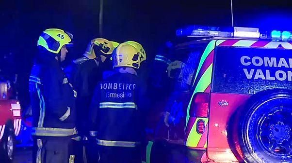Cuatro muertos, entre ellos un español,  en un accidente de helicóptero en Portugal