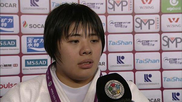 La jeune Akira Sone crève l'écran au Masters de Canton