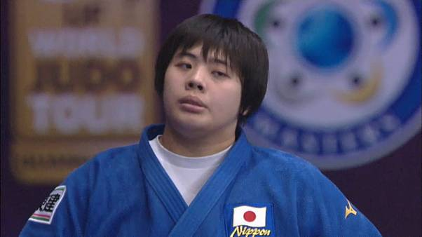 World Judo Masters ends in glory for Japan