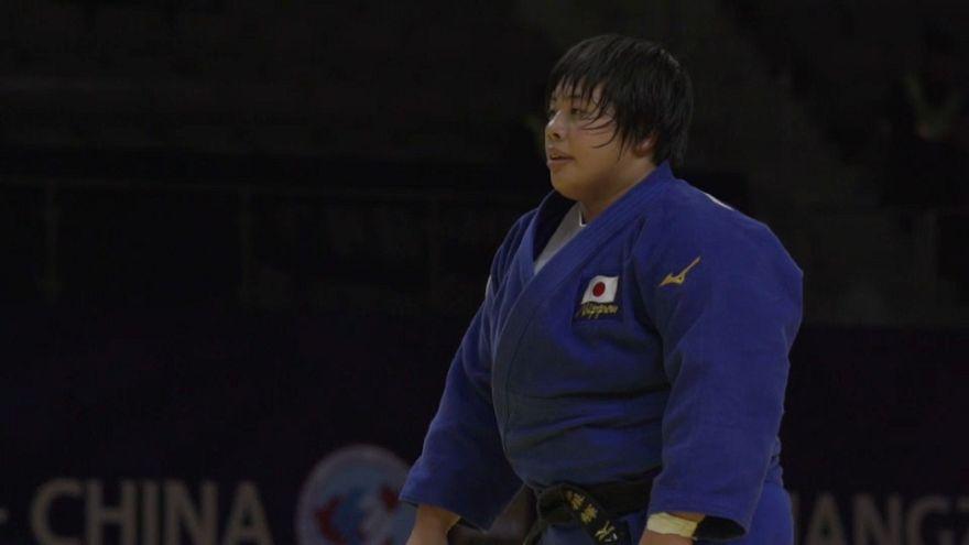 اليابان تؤكد سيطرتها على الجيدو  العالمي في بطولة الماسترز في كوانزو