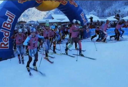 Austria: in scena la tradizionale staffetta Rise&Fall