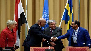 وقف إطلاق النار في الحديدة اليمنية... الثلاثاء موعدهم