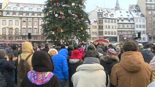 Strasbourg remembers as fifth terror victim dies
