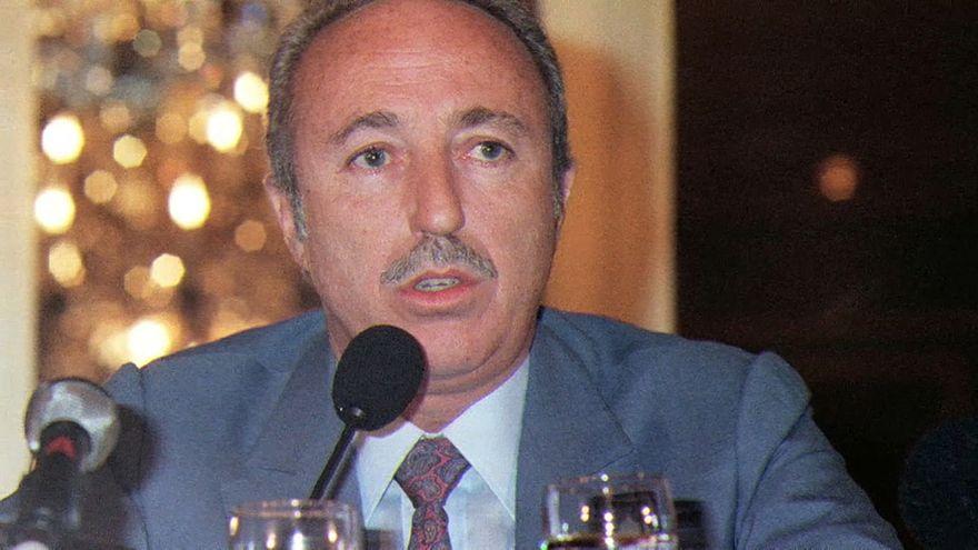 Bernard Darty, à Paris en 1988