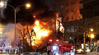 Japonya'da restoranda patlama: Çok sayıda yaralı var
