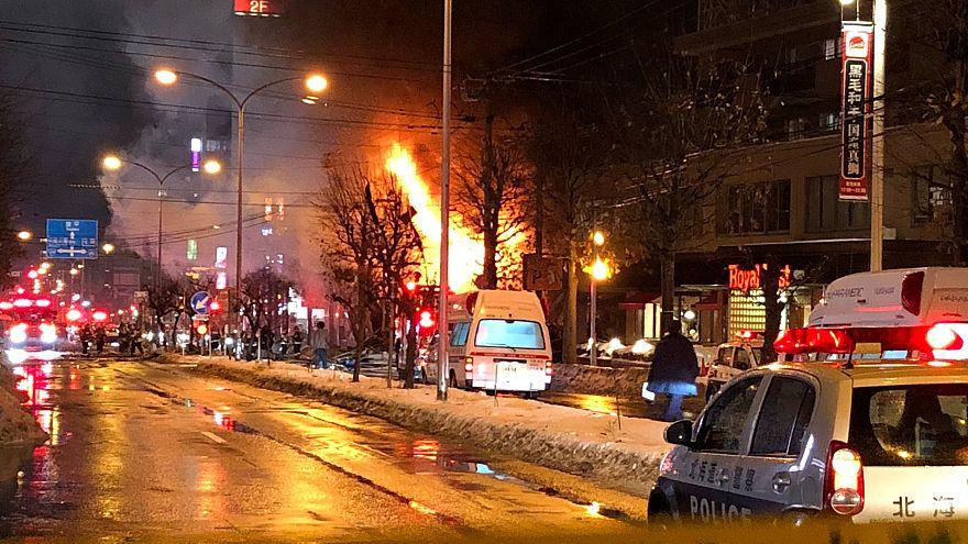 Ιαπωνία: Δεκάδες τραυματίες από έκρηξη σε μπαρ