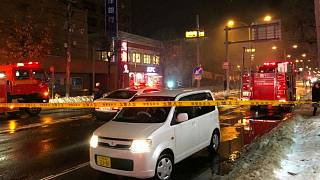 More than 40 injured in explosion in Japan's Sapporo - Kyodo