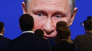 """Путин о рэпе: """"нужно возглавить и направлять"""""""