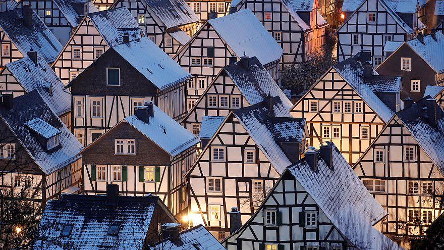 10 der schönsten Bilder vom Schnee