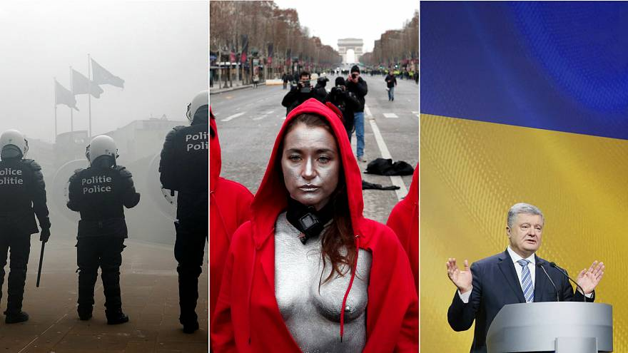 Strasbourg attack, Brexit referendum, and Paris protests: European stories to know about today