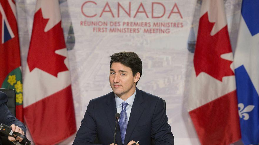 ترودو: كندا تبحث عن مخرج لصفقة سلاح ضخمة مع السعودية