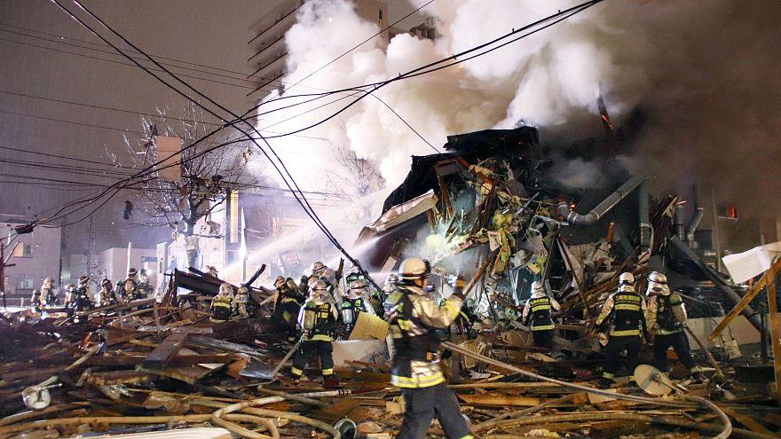 Япония: в результате взрыва в кафе пострадали десятки человек