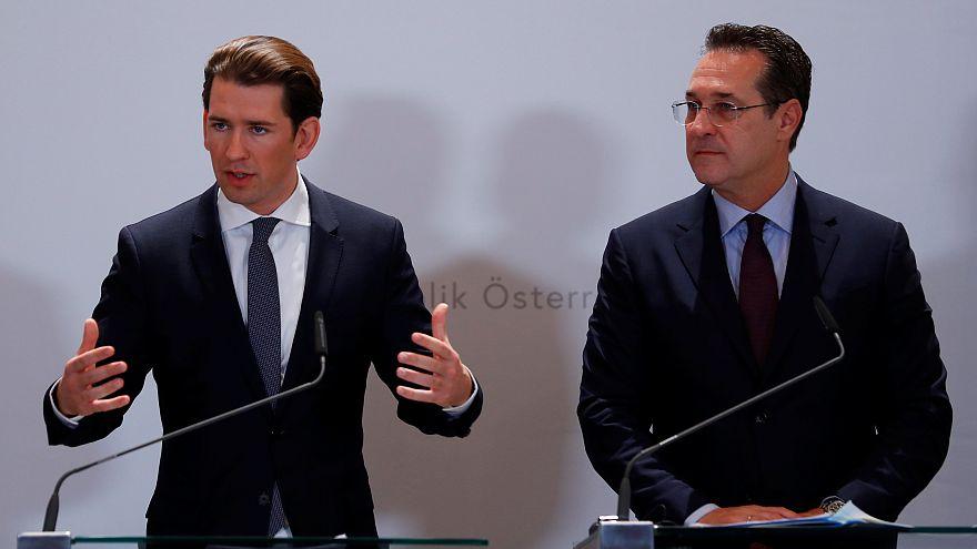 Österreich: Regierung Kurz ein Jahr im Amt