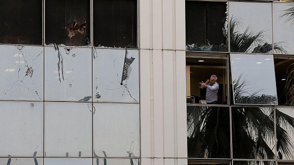 Ισχυρή έκρηξη βόμβας στον ΣΚΑΪ - Έρευνες της αντιτρομοκρατικής