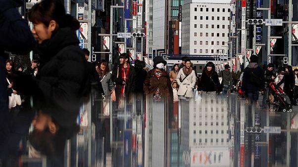 Japonya 350 bin yabancı işçi alacak