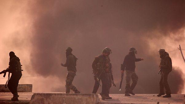 Hindistan askerleri Keşmir'de operasyon düzenledi