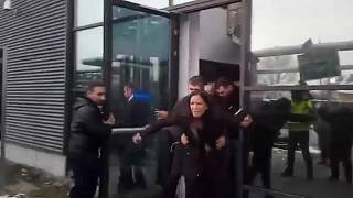 Budapest: Hochkant rausgeschmissen