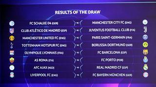 CL Achtelfinale: 3 Bundesligisten gegen 3 Premier League Vereine