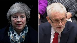 Opposition leader Jeremy Corbyn says he will table a vote of no confidence in British PM Theresa May