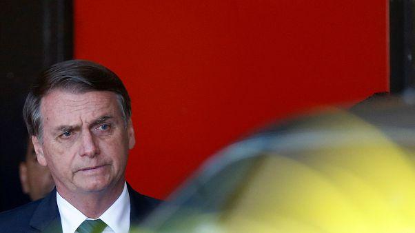 A szélsőjobboldali brazil elnök Facebook-üzenete