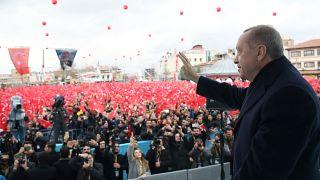 Erdoğan'dan Suriye'de operasyon açıklaması: Her an başlayabiliriz