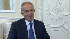 Tony Blair on a second Brexit referendum: 'the probability is, it's going to happen'