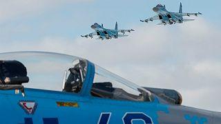 استقرار جنگندههای تازه روسیه در کریمه