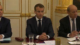 Semana decisiva para el Gobierno francés