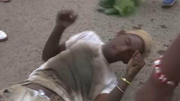Lázár napi zarándoklat Kubában