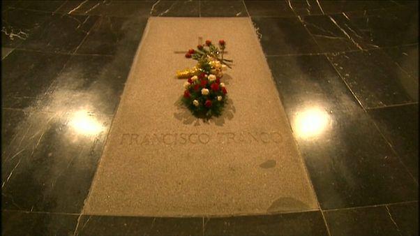 El Supremo no paraliza la exhumación de Franco