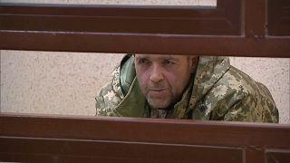 Kriegsgefangene? Russland und die ukrainischen Matrosen