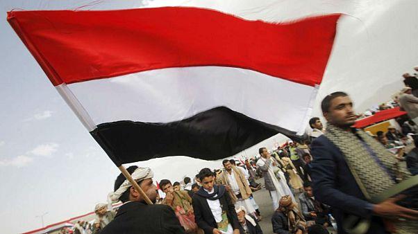 Yemen bayrağı