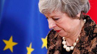 Mays Brexit-Pläne stoßen auf scharfe Kritik in der britischen Opposition