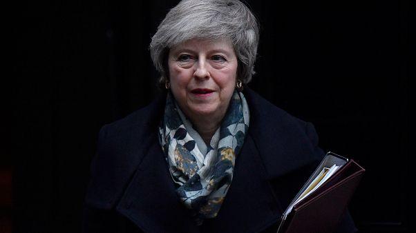 Theresa May anuncia que el acuerdo del Brexit se votará la semana del 14 de enero