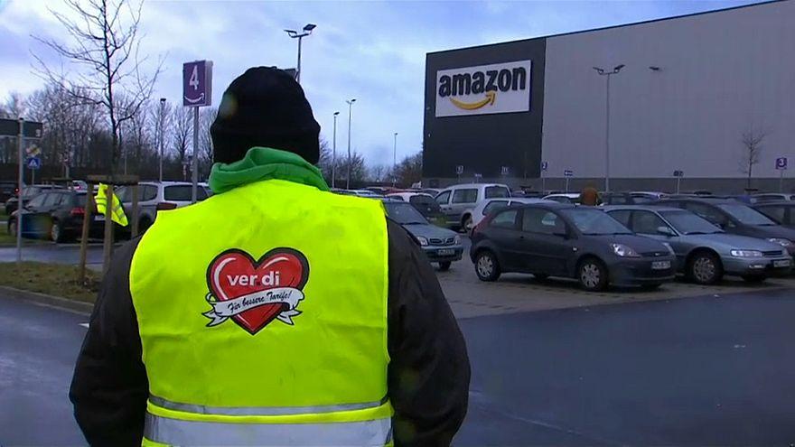 Alle Jahre wieder: Streiks bei Amazon Deutschland