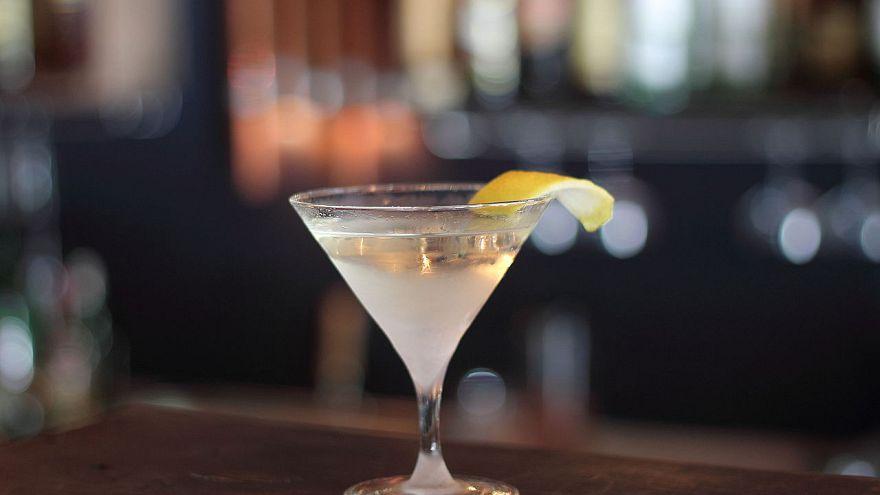 James Bond favours a dry martini, shaken not stirred.