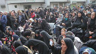 تجمع کارگران در سالروز تصویب قانون کار عکس از ایسنا