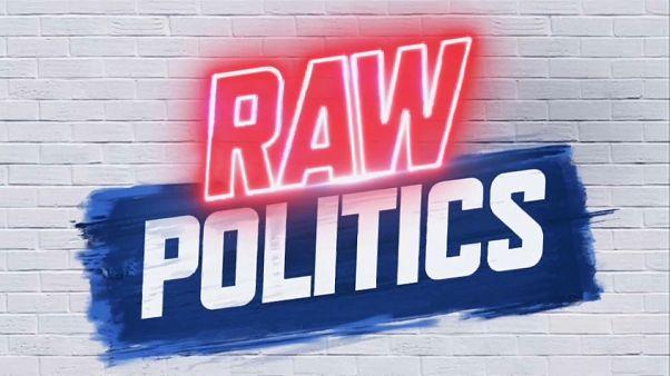 Watch again: Raw Politics launches new phone-in segment