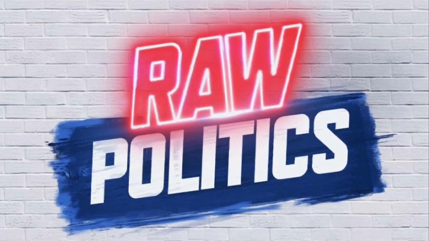 Watch again: Raw Politics launches new phone-in segment